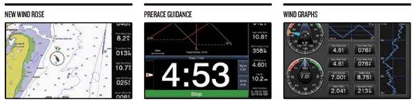 ECHOMAP UHD 64cv - Garmin SailAssist