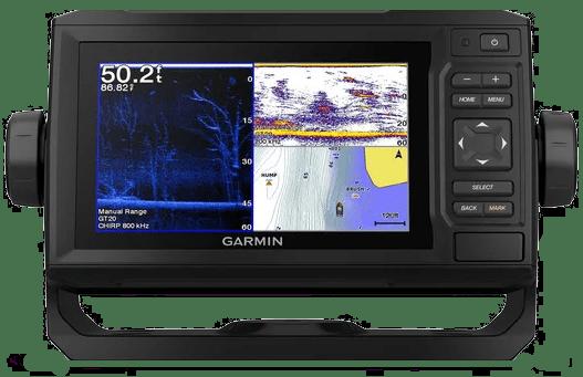 Garmin ECHOMAP Plus 64cv - Bluechart g3