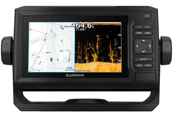 Garmin ECHOMAP Plus 64cv - Clearvu Sonar