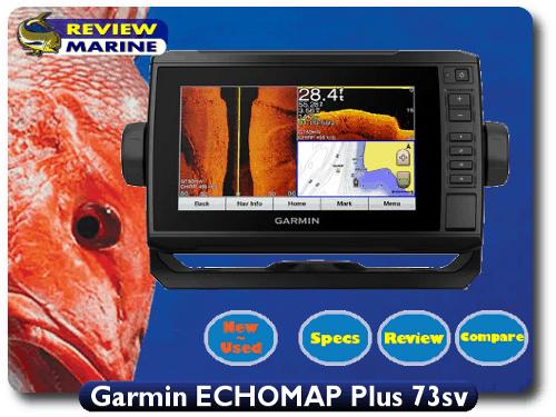 Garmin ECHOMAP Plus 73sv
