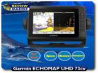 Garmin ECHOMAP UHD 73cv