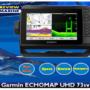 Garmin ECHOMAP UHD 73sv