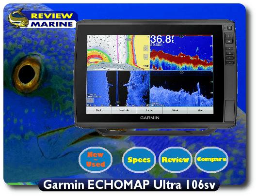 Garmin ECHOMAP Ultra 106sv