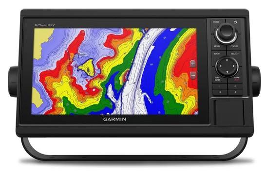 Garmin GPSMAP 1042xsv - Bluechart g3 depth shading