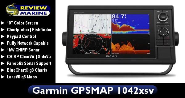 Garmin GPSMAP 1042xsv - Review