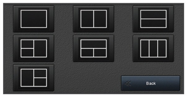 Garmin GPSMAP 742xs Touch - Custom Screen Combinations