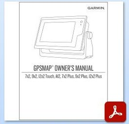 Garmin 742xs Touch - Manual