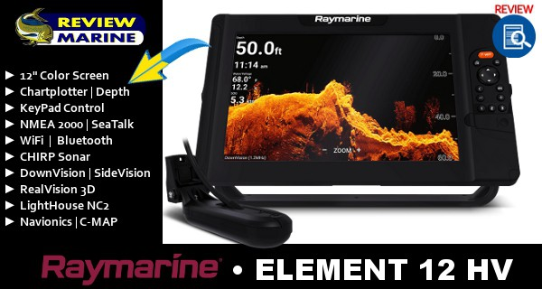 Raymarine Element 12 HV - Review