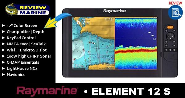 Raymarine Element 12 S - Review