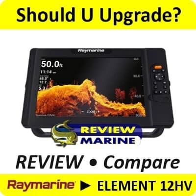 Raymarine ELEMENT 12HV