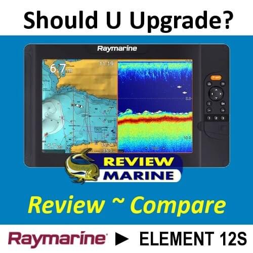 Raymarine ELEMENT 12S