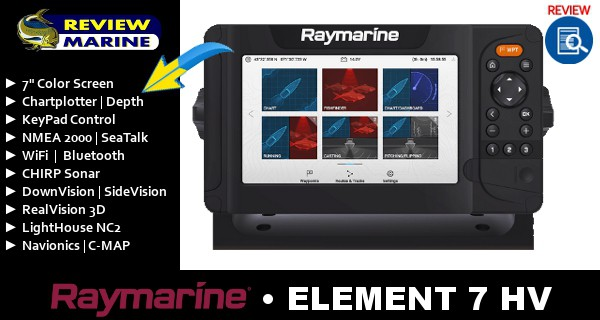 Raymarine Element 7 HV - Review
