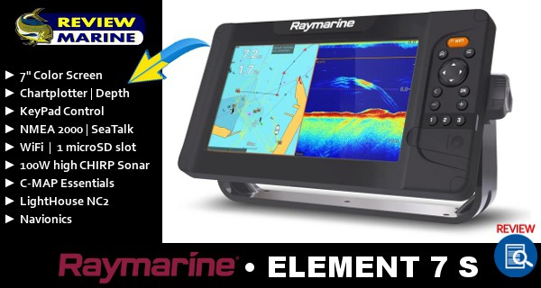 Raymarine Element 7 S - Review