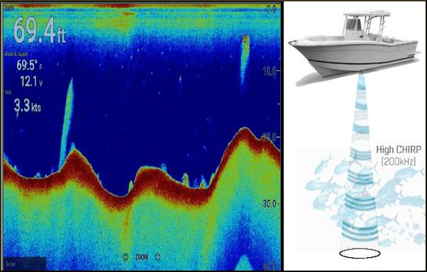 Raymarine Element 9 HV - High CHIRP Sonar