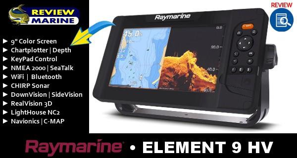 Raymarine Element 9 HV - Review
