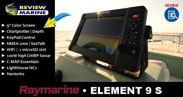 Raymarine Element 9 S - Review