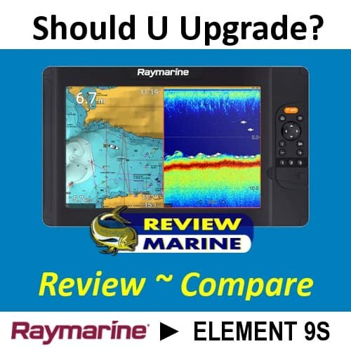 Raymarine ELEMENT 9S