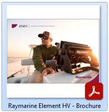 Raymarine Element HV - Brochure
