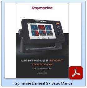 Raymarine Element S - Basic Manual