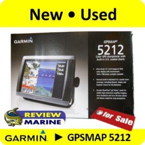 Garmin GPSMAP 5212 - For Sale