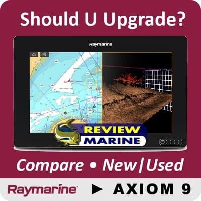 Raymarine AXIOM 9