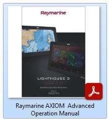 Raymarine AXIOM - Advanced Operation Manual