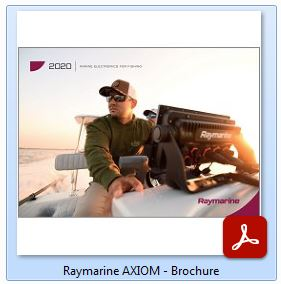 Raymarine AXIOM - Brochure