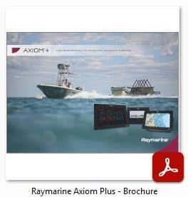 Raymarine AXIOM Plus - Brochure