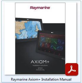 Raymarine AXIOM Plus - Installation Manual