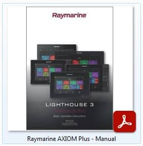 Raymarine AXIOM Plus - Manual