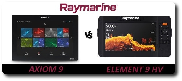 AXIOM 9 vs ELEMENT 9 HV