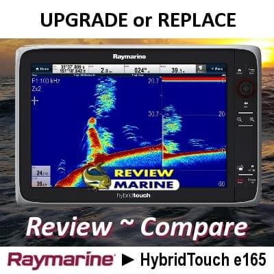 Raymarine e165