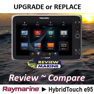 Raymarine e95