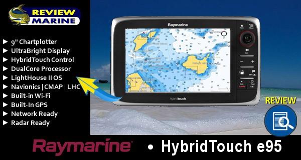 Raymarine e95 - Review