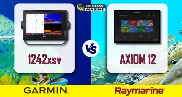 Garmin GPSMAP 1242xsv vs Raymarine AXIOM 12