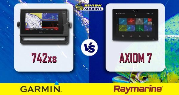 Garmin GPSMAP 742xs vs Raymarine AXIOM 7