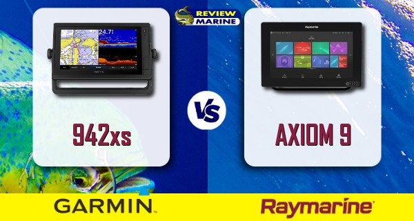 Garmin GPSMAP 942xs vs Raymarine AXIOM 9