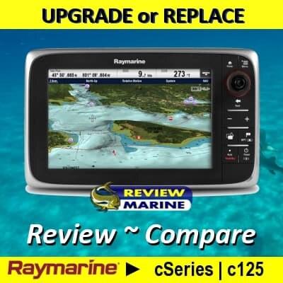 Raymarine c125