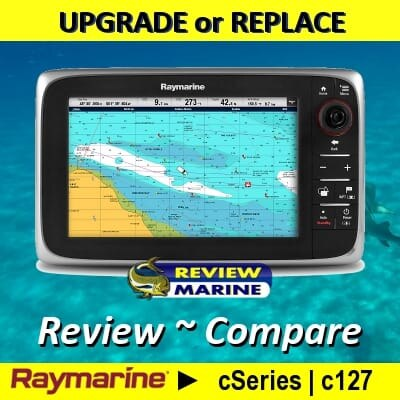 Raymarine c127