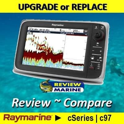 Raymarine c97