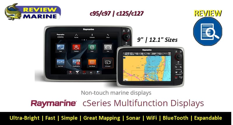 Raymarine cSeries - Family