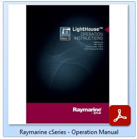 Raymarine cSeries - Operation Manual