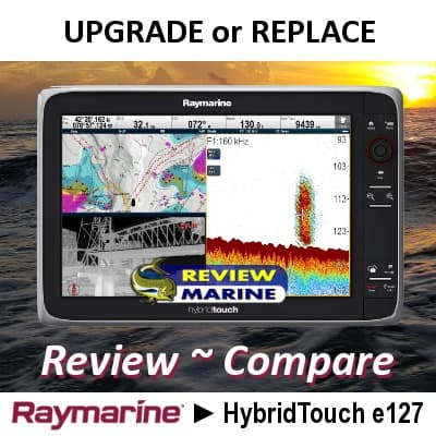 Raymarine e127