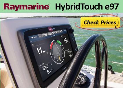 Raymarine eSeries e97 - Best Price