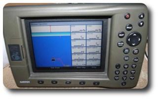 Garmin GPSMAP 2206 - For Sale