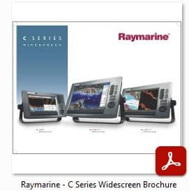 Raymarine C Series Widescreen - Brochure