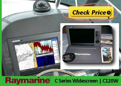 Raymarine C120W - Ebay