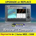Raymarine C90W