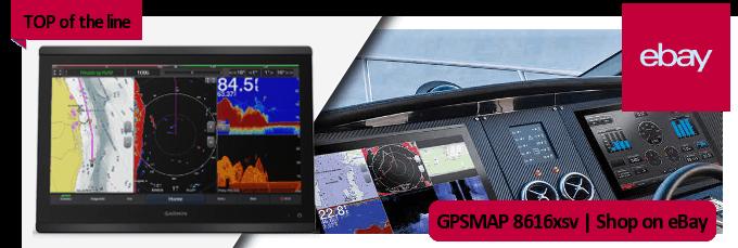 Best Chartplotter - Garmin GPSMAP 8616xsv
