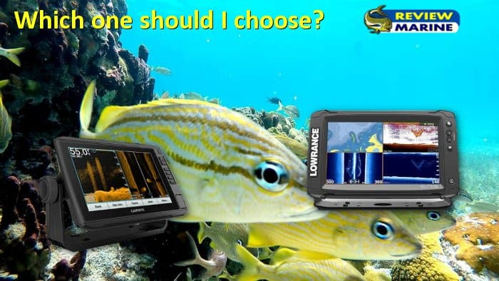 Garmin ECHOMAP UHD 93sv or Lowrance Elite-9 Ti Which one Should I Choose?